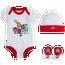 Nike Shoebox 3 Piece Set - Boys' Infant