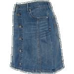 Tommy Hilfiger JNS Denim Button Up Skirt - Women's