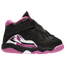 Jordan Retro 8 - Girls' Toddler
