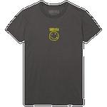Nirvana Smiley Face Small Logo T-Shirt - Men's