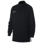 Nike Academy Knit 1/2 Zip Top - Boys' Grade School