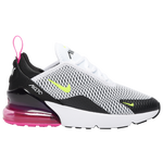 promo code 6d1f8 f0663 Nike Air Max 270 - Boys  Preschool. Select a Style. White Volt Fuschia. Wolf  Grey Hot Punch Total Orange   Hi Vis