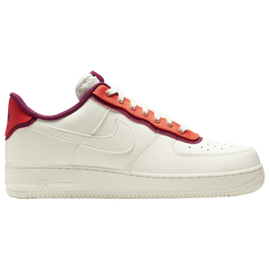 Nike Air Force 1 Mid White on White Basketball Shoe | City Gear