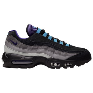 Nike Air Max 95 Og Women White Purple Nike Shoes Sale