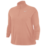 Nike Plus Size Element Half-Zip Top - Women's