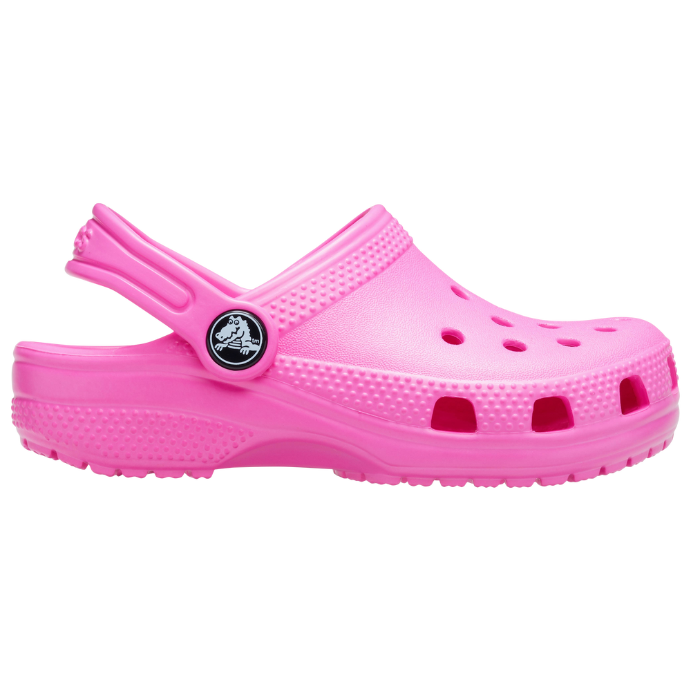 Crocs Classic Clog - Girls Preschool / Electric Pink/Electric Pink