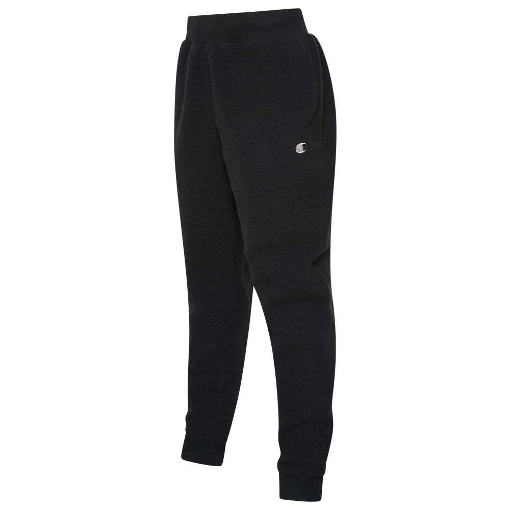 Champion Sherpa Pants - Mens / Black