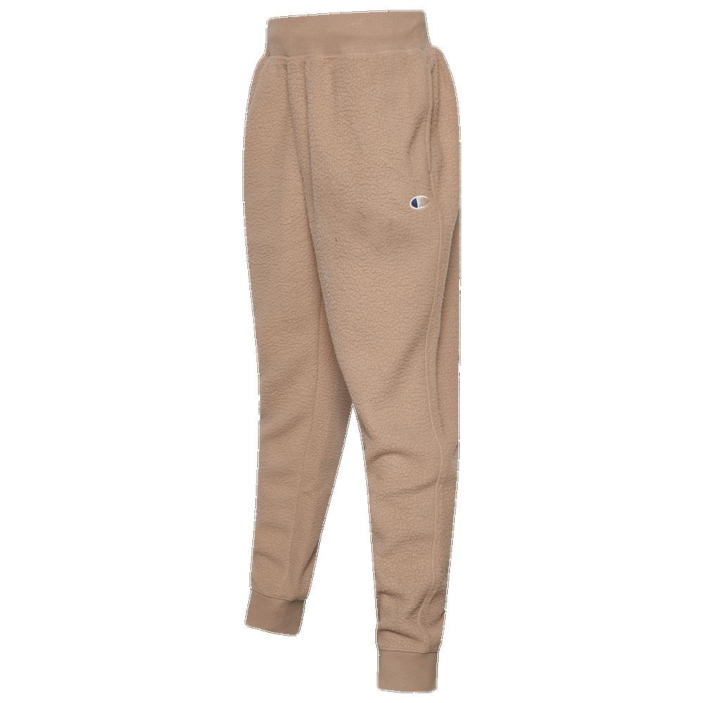 Champion Sherpa Pants - Mens / Dark Khaki