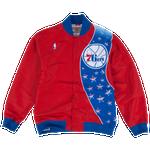 Mitchell & Ness NBA Authentic Warm-Up Jacket - Men's