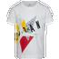 Jordan Jordan AJ6 Hare T-Shirt - Boys' Preschool