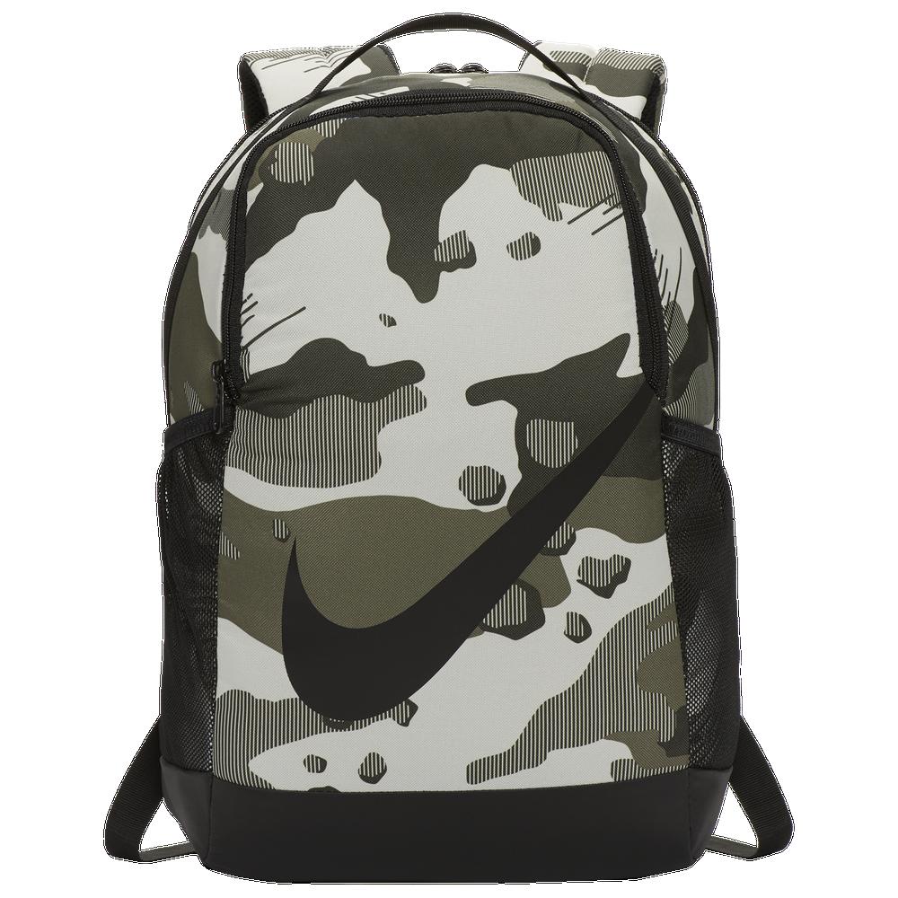 Nike Brasilia Backpack / Light Bone/Black