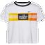 Nike Air Futura Crop T-Shirt - Girls' Grade School