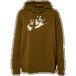 958737501 Product model nike rally metallic clash hoodie plus size womens ...