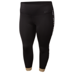 Nike One Plus Size Glam Dunk 7/8 Tights - Women's