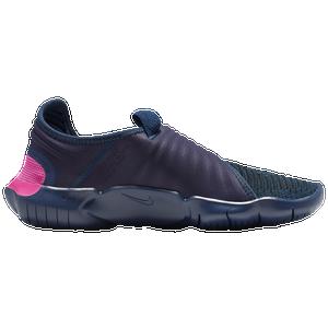 Popular Nike Flex 2017 Run BlackVoltGamma BluePink Blast