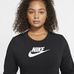 Nike Plus Size Essential LS Bodysuit - Women's
