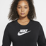 Nike Plus Size Essential LS Bodysuit - Women's