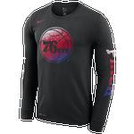 Nike NBA Mzo Logo L/S T-Shirt - Men's