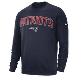 Nike NFL Club Fleece Crew Pullover - Men's