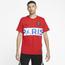 Jordan Paris Wordmark T-Shirt - Men's