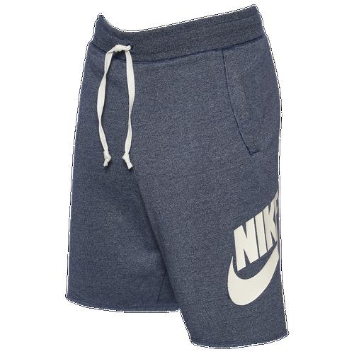 Nike Cottons MENS NIKE ALUMNI SHORTS