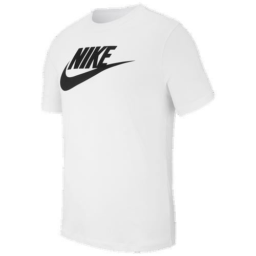 Nike Cottons MENS NIKE ICON FUTURA T-SHIRT