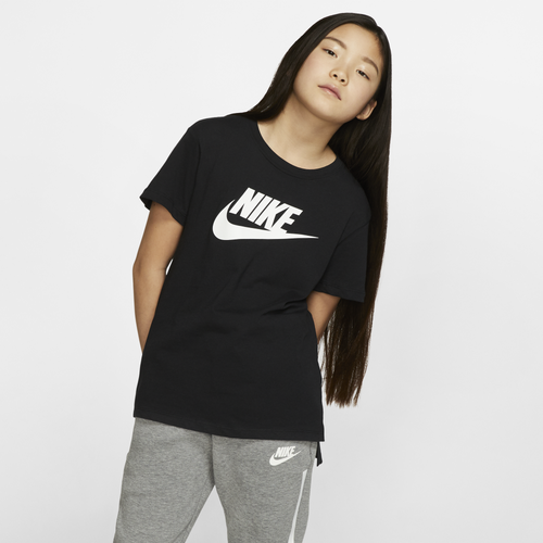 Nike GIRLS NIKE NSW BASIC FUTURA T-SHIRT