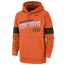 Nike College Therma Pullover Hoodie - Men's