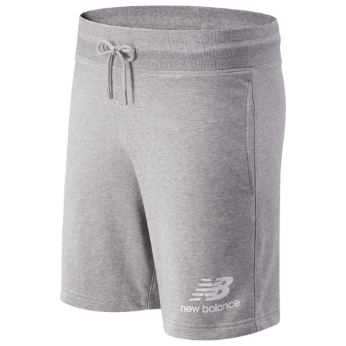 New Balance ESSENTIAL STACKED LOGO SHORTS