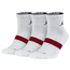 Jordan Dri-FIT Low Quarter 3 Pack Socks