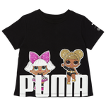 PUMA x LOL S/S Fashion T-Shirt - Girls' Toddler