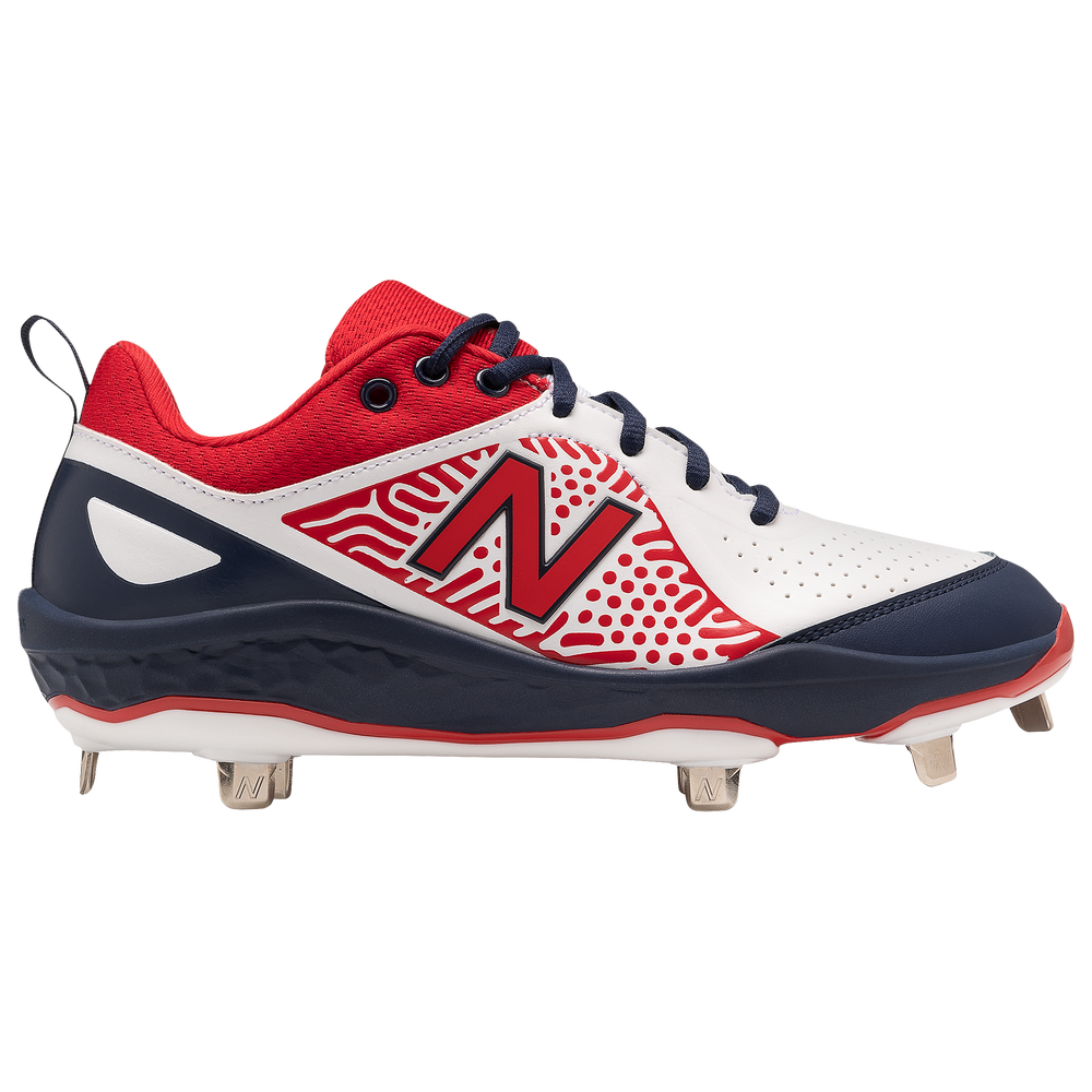 New Balance Velo v2 Metal Low - Womens / Red/White/Blue