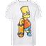 Simpson Bart Skateboard T-Shirt - Men's