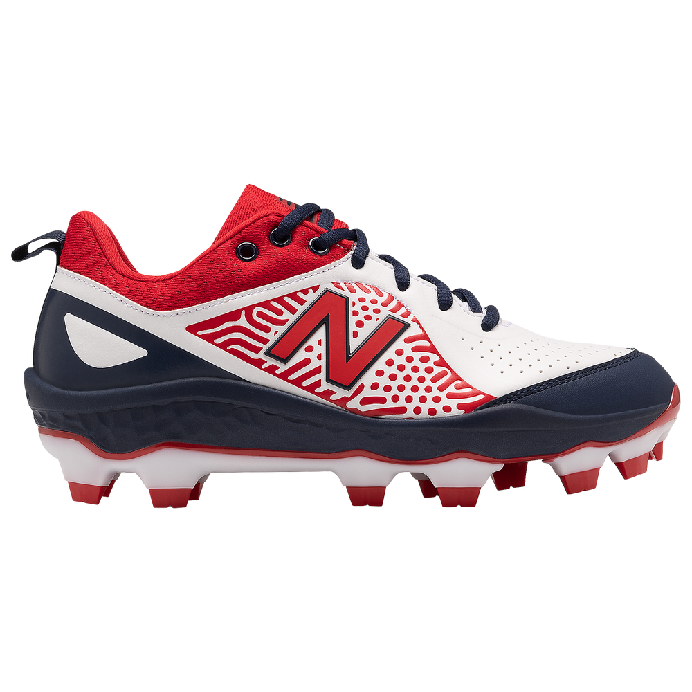 New Balance Velo v2 TPU Low - Womens / Red/White/Blue