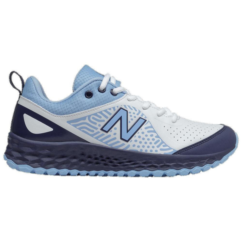 New Balance Velo v2 Turf - Womens / Carolina Blue/Navy/White
