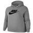 Nike Icon Clash Fleece Hoodie Plus - Women's