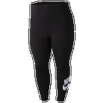 Nike Plus Size Leg-A-See Futura Leggings - Women's