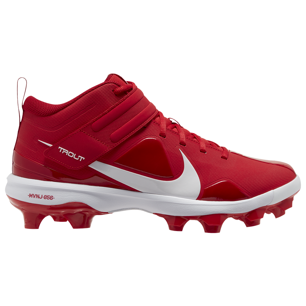 Nike Force Trout 7 Pro MCS - Mens / Univ Red/White/Gym Red