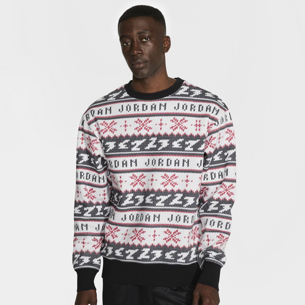 Jordan Jumpman Holiday Crew - Mens / Black