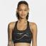 Nike Swoosh Icon Clash AOP Bra - Women's