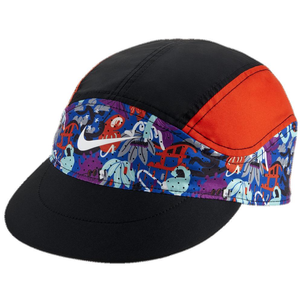 Nike Tailwind Run Cap - Mens / Black/Multi | Keeenue Pack