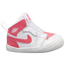 Jordan AJ 1 Crib Bootie - Girls' Infant