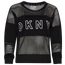 Dkny Mesh Blocked Crew - Women's