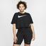 Nike Plus Size Swoosh T-Shirt - Women's