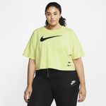 Nike Plus Size Swoosh T-Shirt - Women's