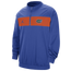 Jordan College J Sideline 1/2 Zip L/S Top - Men's