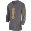 Jordan HBR Trophy Long Sleeve T-Shirt - Men's
