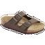 Birkenstock Arizona Cork Sandals - Girls' Toddler