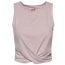 Avia Meet Me At The Barre Cropped Top - Women's