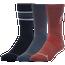 Under Armour 3 Pack Phenom Novelty Crew Socks - Men's